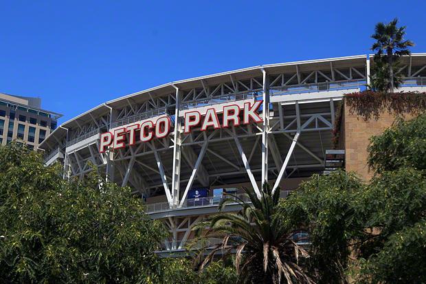 Ballpark Roadtrip: Petco Park
