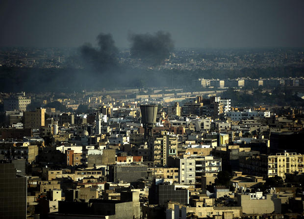The battle comes to tripoli photo 1 pictures cbs news publicscrutiny Images