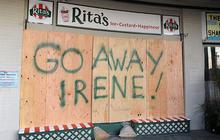 Keeping an eye on Irene