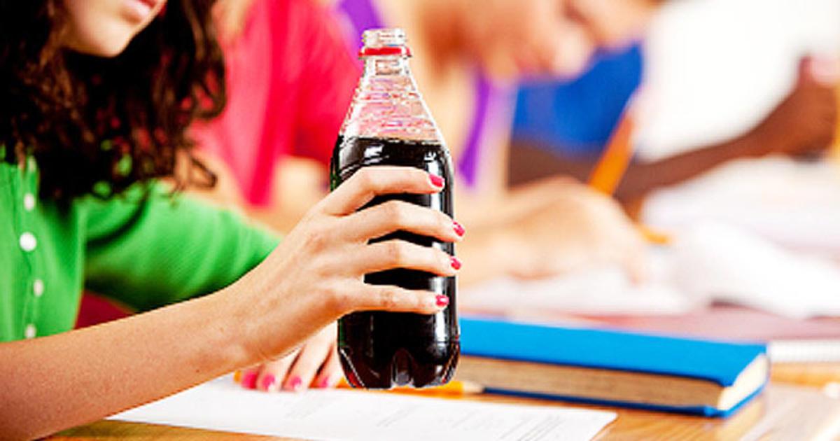 Do School Soda Bans Curb Obesity In Kids What Boston Study Shows Cbs News