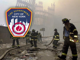 Study shows rise of cancer in 9/11 firemen
