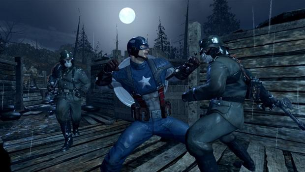 Captain America Captain America Game