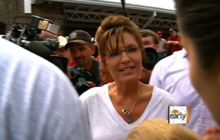 Is Sarah Palin going to run for President?