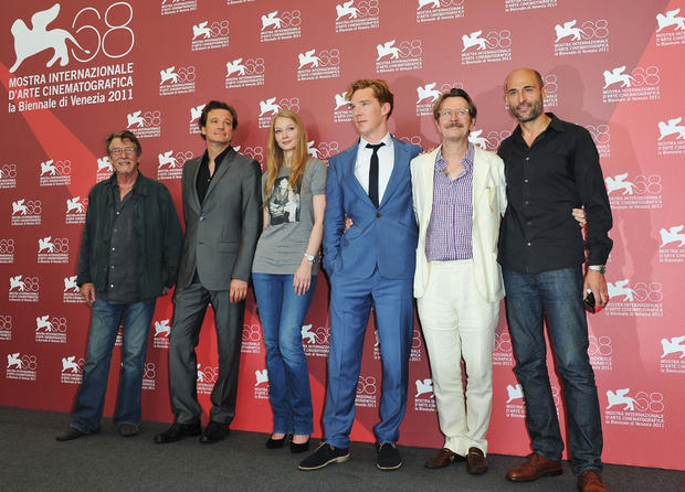 John le Carre's spies land at Venice