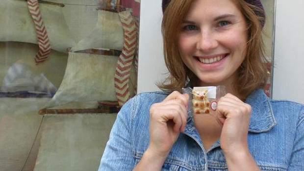 Amanda Knox personal photos