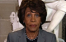 Rep. Waters on Obama's jobs plan and black unemployment