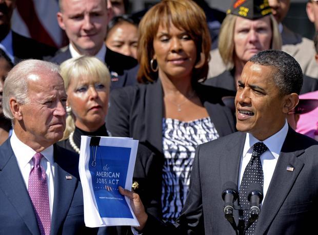 Barack Obama, American Jobs Act