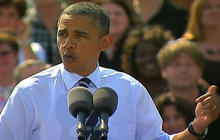 Obama: Jobs bill not about me winning