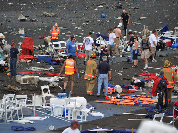 Deadly Crash At Reno Air Races Photo 1 Pictures Cbs News