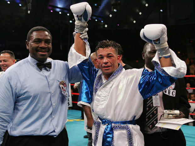 Arturo Gatti's life and career