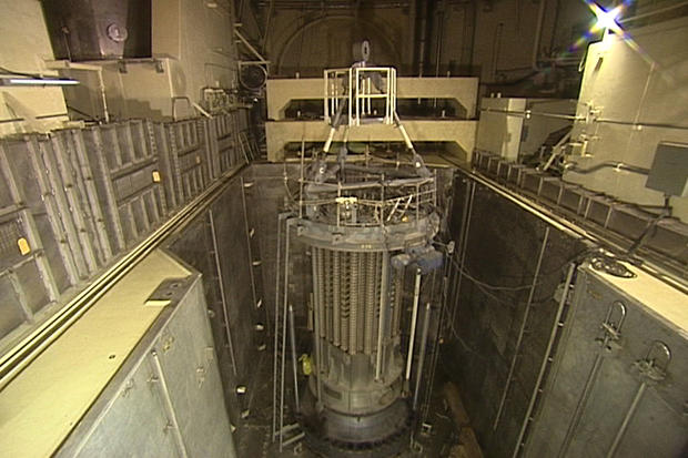 Nuclear power plant tour