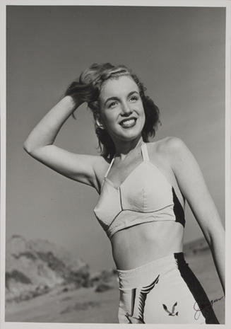Early Marilyn Monroe photos headed to auction