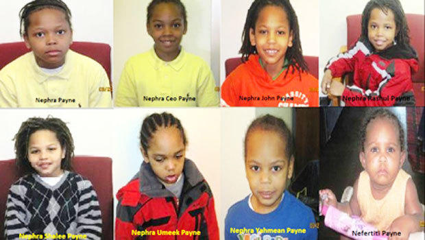 Shanel Nadal, 8 children taken from foster care found in Pa.