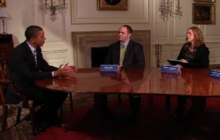 Obama talks immigration reform with Latino roundtable