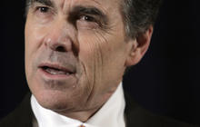 Visitors insist Rick Perry's camp had offensive name