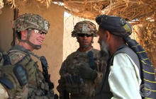 America's counter-insurgency strategy in Afghanistan