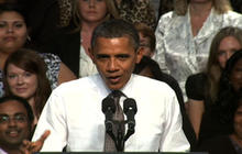 Obama: Reagan would have supported Buffett rule