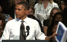 Obama blasts Rep. Cantor for blocking jobs bill