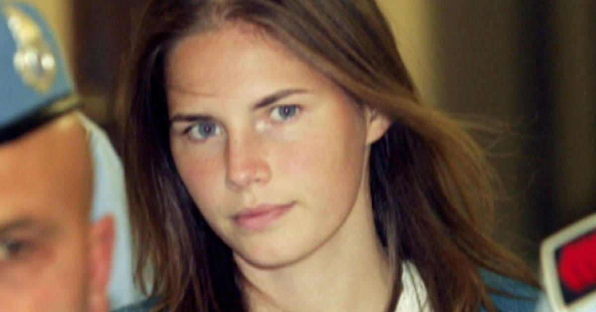 Amanda knox the untold story cbs news ccuart Gallery