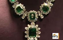 Elizabeth Taylor jewels at auction