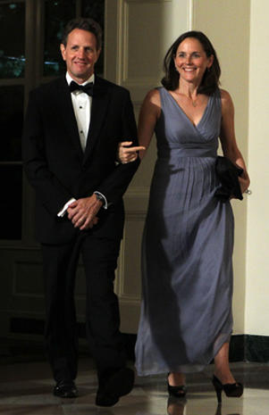 Stately fashion: Outfits from the state dinner