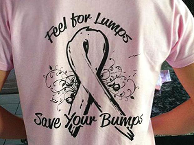 breast cancer awareness, gilbert high school