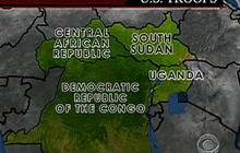 Obama orders troops to central Africa