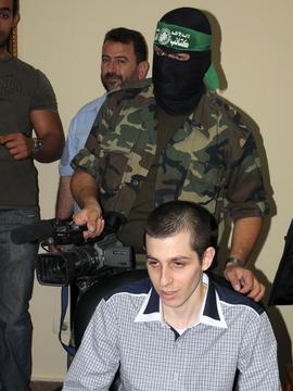 Gilad Schalit Egypt TV interview