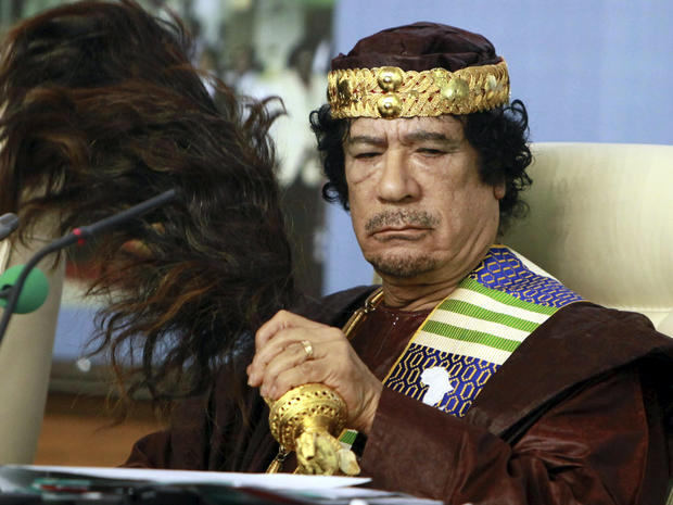 Obama's role in Qaddafi's death
