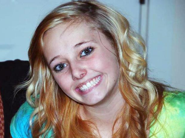 Body identified as that of missing Utah teen Alexis Rasmussen