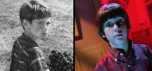 Hollywood's evil children