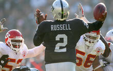 JaMarcus Russell: I'm not lazy, fat or a junkie - CBS News