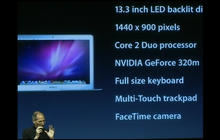 Apple Unveils New, Thinner MacBook Airs