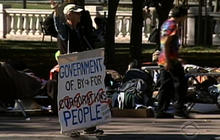 """""""Occupy"""" protests show no signs of slowing"""