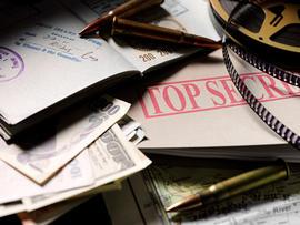 film, money and passport