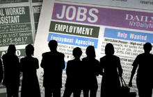 Job growth continues to lag