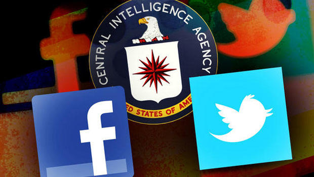 Is the CIA following you on Twitter, Facebook?