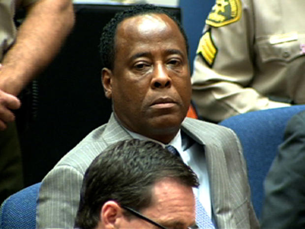 Conrad Murray not on suicide watch, says official