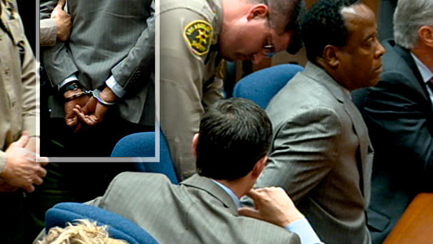 conard murray Conrad murray on trial (photo credit: getty images) did he go to jail after going to trial in 2011, the grenada native was convicted in november of that year and received the maximum penalty .