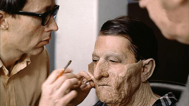 Oscar honors makeup master Dick Smith