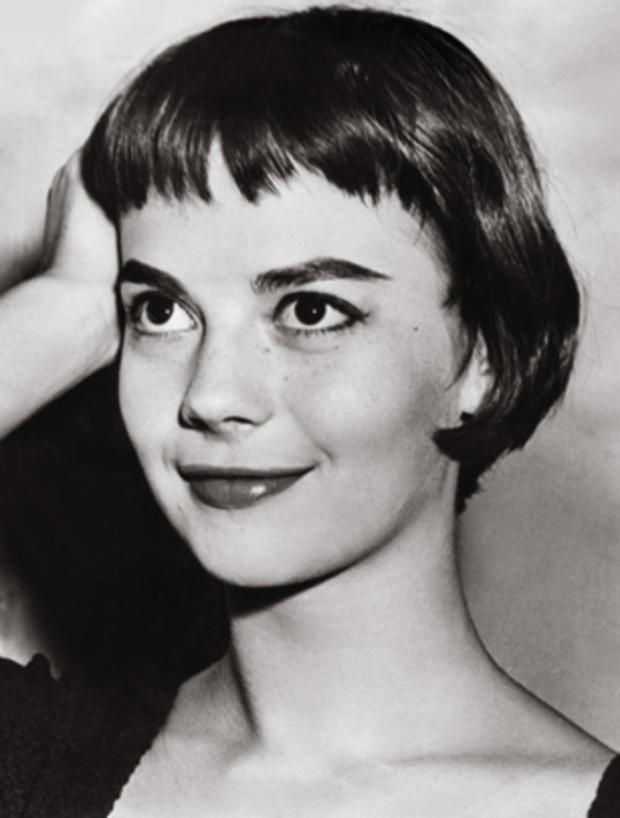 Natalie Wood in 1955