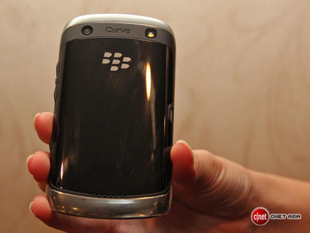 Meet the BlackBerry Bold 9790, Curve 9380