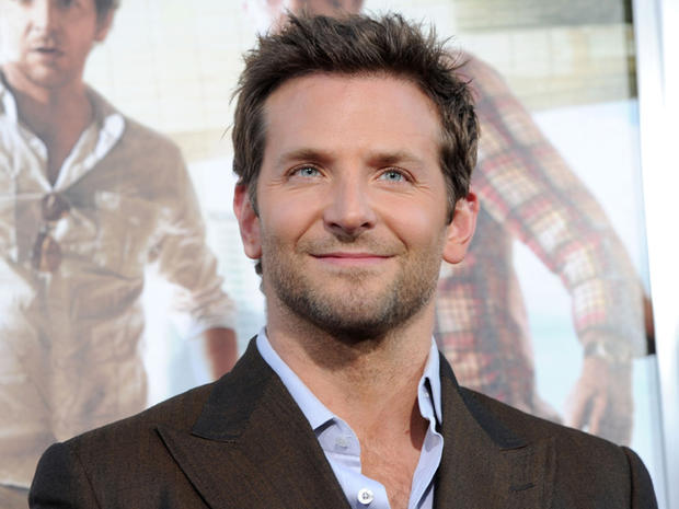 """Sexiest Man Alive"" 2011: Bradley Cooper"