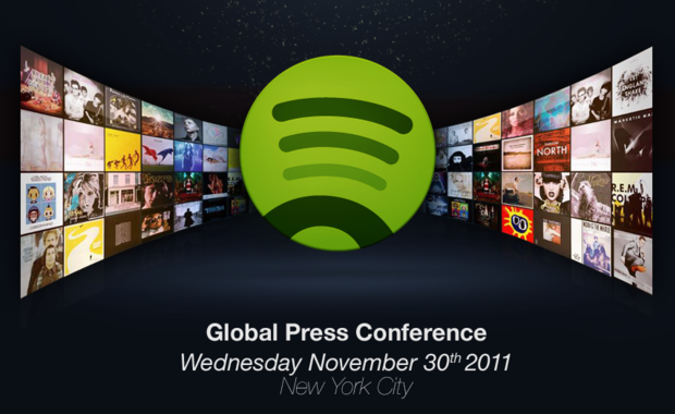 """Spotify to unveil """"what's next"""" in conference next week"""