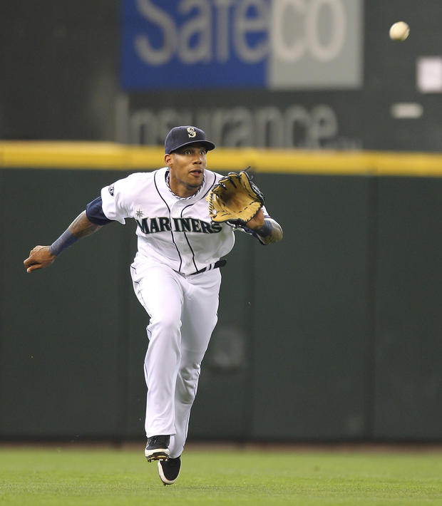 Seattle Mariners outfielder Greg Halman murdered, brother arrested