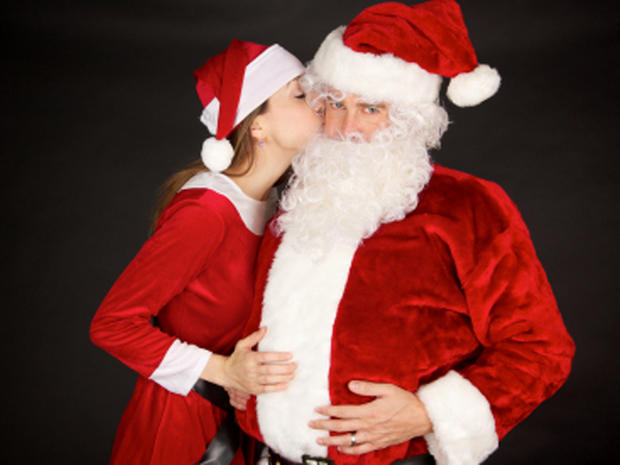 Mr santa sexy
