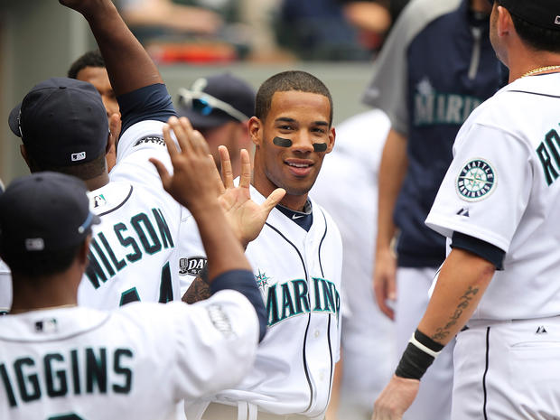 Seattle Mariner Greg Halman stabbed to death