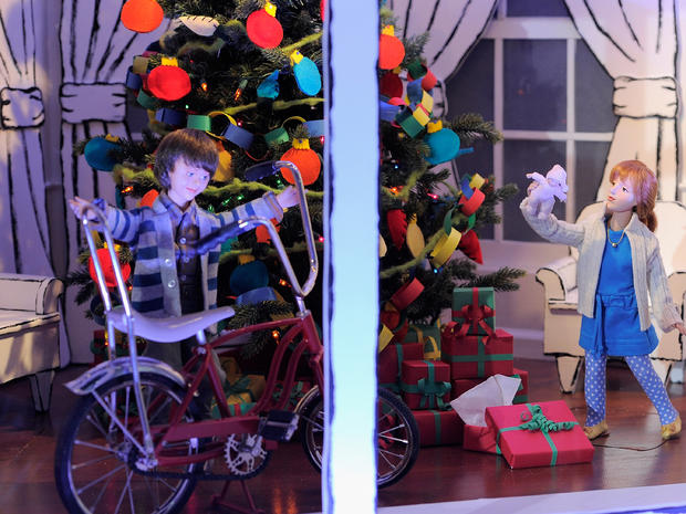 Holiday Windows 2011