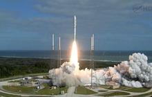NASA launches Curiosity