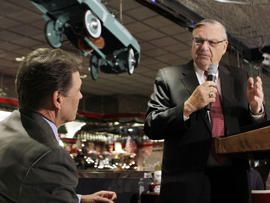 Joe Arpaio, rick perry